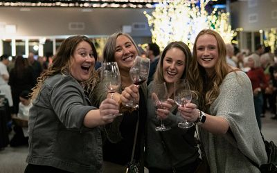 Tickets sales announced for the 26th Annual Spring Okanagan Wine Festival presented by Valley First from April 30th to May 17th, 2020