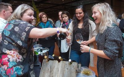 Okanagan Wine Festivals Society Celebrates 39 Years and New Event at Famous Fall Wine Fest