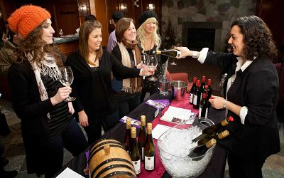 18th Annual Sun Peaks Winter Okanagan Wine Festival Returns With New Events