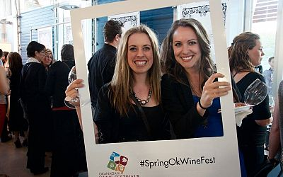 Spring Celebrations to Kick-off the Season, 23rd Annual Spring Okanagan Wine Festival